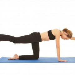 Pilates. Exhala Profundamente.