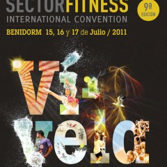 9ª Convencion Internacional Sector Fitness Benidorm 2011