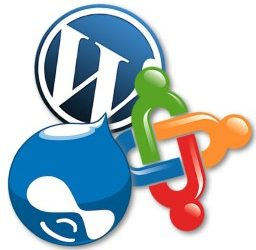 Blog con Wordpress - Drupal - Joomla