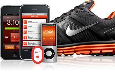 apple nike ipod deportivo sensor